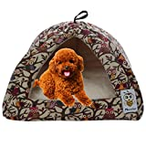 Nunubee Dog Beds And Cushions Kennel Pet Nest Cat Pad Waterproof Colorful Small Medium Large
