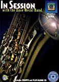 In Session with the Dave Weckl Band - Sax (Book & CD) by Weckl, Dave (2001) Sheet music