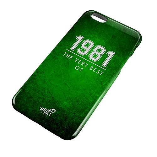 The Very Best Of 1981Case/Housse Coque 3D pour iPhone 6de What about Tee