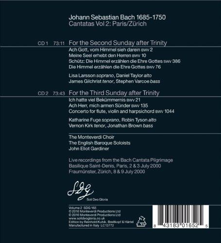 Cantates /Vol.2
