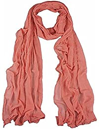 Kaffe Fashionschal ABIGAIL SCARF lobster