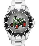 Traktor Trecker Deutz F1 M414 Geschenk Fan Artikel Zubehör Uhr - 2680