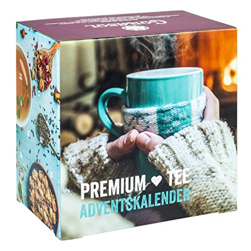 Premium Tee-Adventskalender