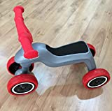 BABIFIS Equilibrio Scorrevole del Bambino Bike Walker Ride On Toy Bicicletta Bambini No Pedale Tre Ruote | First Trike Toddler Bike 1-3 Anni