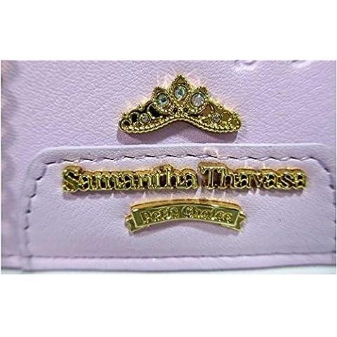 Samantha Thavasa Disney Tangled Pass, Edizione limitata, colore: rosa, dal Giappone