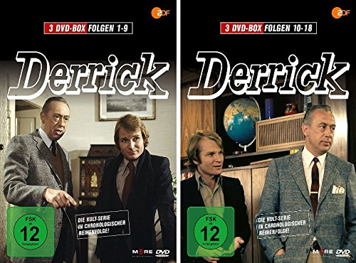 Box 1+2 (6 DVDs)