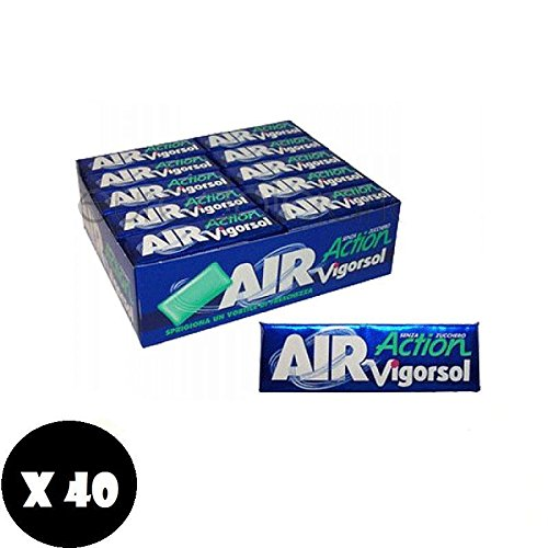 VIGORSOL AIR ACTION pz 40
