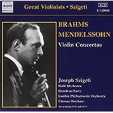 Brahms & Mendelssohn : Concertos Pour Violon