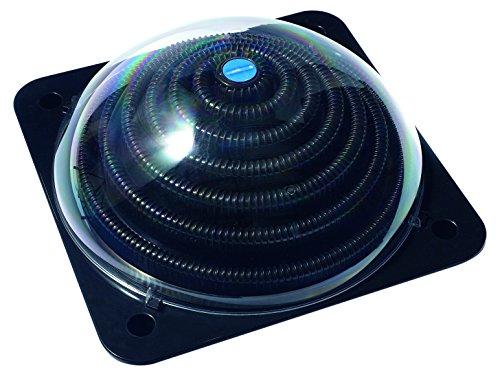 Steinbach Vertriebs-GmbH Steinbach, Collettore solare termico, colore: Nero, 55 x 55 cm