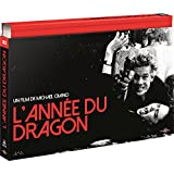L'ANNÉE DU DRAGON - COFFRET ULTRA COLLECTOR N°2 [BD, DVD, livre de 208 pages, inclus 50 photos inédites] (Restauration HD) [Édition Coffret Ultra Collector - Blu-ray + DVD + Livre]
