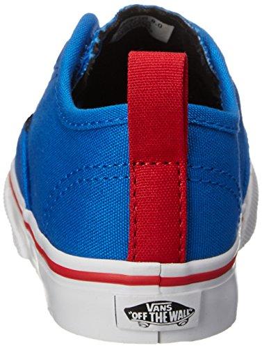 Vans AUTHENTIC V Sneaker Basse, Unisex Bambini Blu (Pop PrincessB FK7)