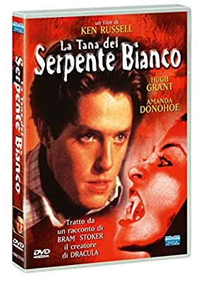 la tana del serpente bianco / The Lair of the White Worm (Dvd) Italian Import by paul brooke
