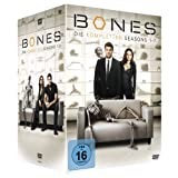 Bones Season 1-7 Komplettbox (exklusiv bei Amazon.de) [39 DVDs]