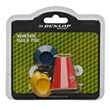 Dunlop Rubber Tees 3 Brightly Coloured Tees Set 1 Large 2 Small Branded Gift