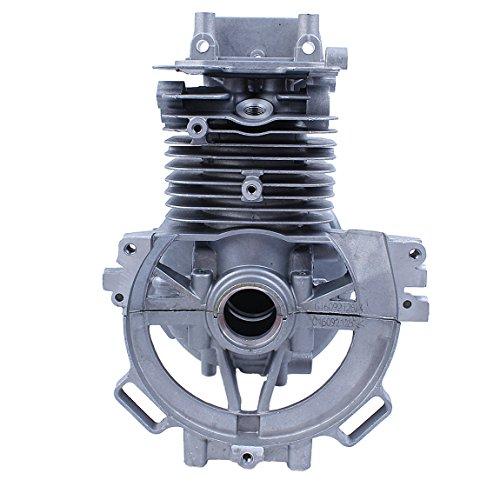 Haishine Cilindro Motore 39mm Carter Motore per Honda GX35 GX35NT HHT35S UMK435 35,8cc Motori a Gas Decespugliatore Tagliaerba