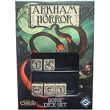 Dados Arkham Horror - Hueso