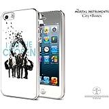 El Mortal Instrumentos City Of Bones iphone 5caso soy el elegido