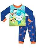 Octonauts - Pijama para Niños - Octonautas - 2 - 3 Años