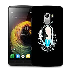 Snoogg Let It Go Designer Protective Back Case Cover For LENOVO K4 NOTE