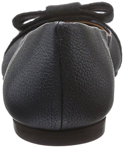 Paco Gil Damen P2752x Ballerinas Grau (antracita/Black)