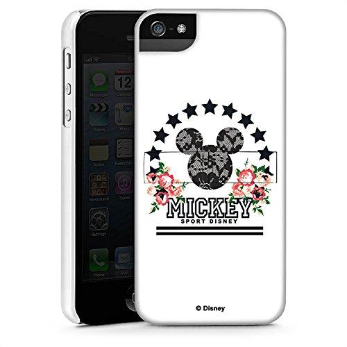 Apple iPhone X Silikon Hülle Case Schutzhülle Disney Mickey Mouse Fanartikel Geschenke Premium Case StandUp