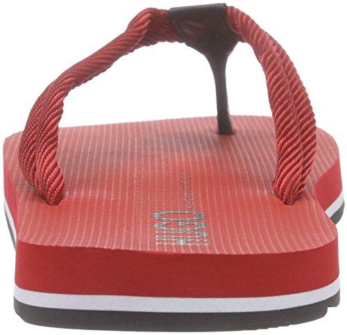 HUGO Nomman 10173545 01 Herren Zehentrenner Rot (medium red 610)