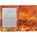 Royal Wandtattoo RS. 35233selbstklebend für Kindle, Design Holz in Flammen - gut und günstig