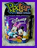 Pixter Deluxe Software Disney Character Fun