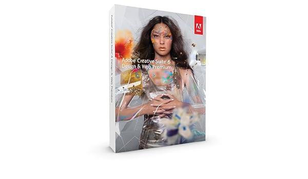 Adobe Creative Suite 6 Design And Web Premium Upgrade Version From Cs5 Mac Amazon Co Uk Software