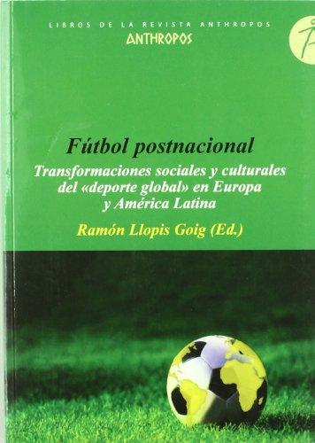 Fútbol Posnacional