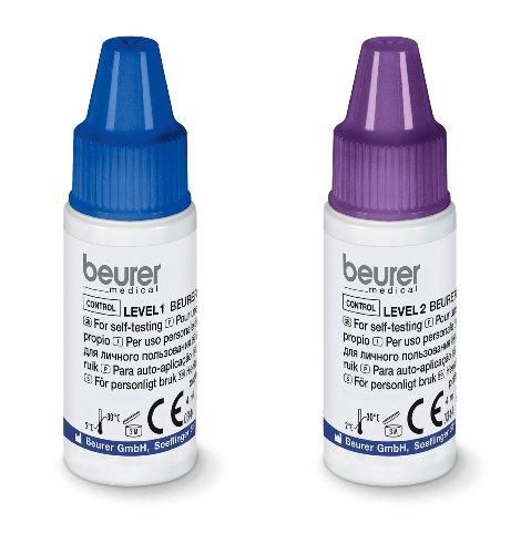 Beurer Kontrolllösung LEVEL 1 + LEVEL 2 für GL 40