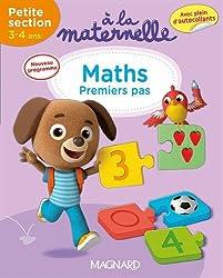 Maths Premiers pas petite section : 3-4 ans