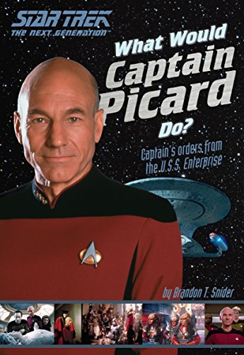 icard Do?: Captain's Orders from the U.S.S. Enterprise (Star Trek) ()