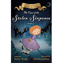 The Case of the Stolen Sixpence (Maisie Hitchens Mysteries)