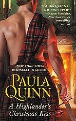 A Highlander's Christmas Kiss (Highland Heirs Book 1)