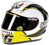 Casco AGV Valentino Rossi MotoGP 2006 1:2 Replica