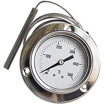 VSOAIR Digitale Termometro a Infrarossi Senza Contatto Infant Temperatura con tre Colori Funzione di Allarme per il Corpo e Superficie Degli Oggetti di Misura