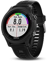 Garmin Forerunner 935 Sportuhr, schwarz, Uhrenarmband 22 mm