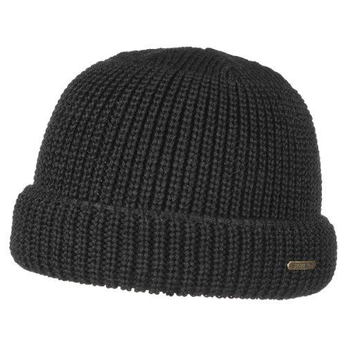 nashville-berretto-a-maglia-stetson-calotte-knit-cap-one-size-nero