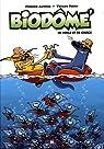Biodôme, tome 2 : De poils et de crocs par Antoine