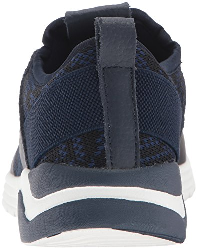 FLY London Salo825fly, Baskets Basses Femme Bleu (Blue 001)