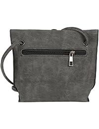 Tamirha Lovely Black Sling Bag With Frills