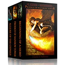 Legends of Windemere Fantasy Series Bundle #1: (Contains Books 1-3) (English Edition)