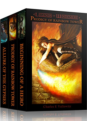 free kindle book Legends of Windemere Fantasy Series Bundle #1: (Contains Books 1-3)
