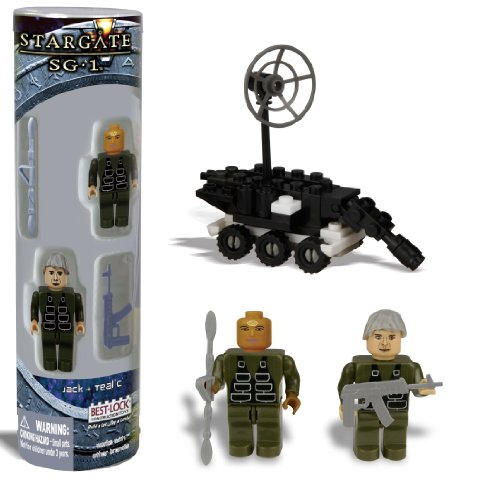 Preisvergleich Produktbild Best-Lock 01101S - Stargate-1 - Jack und Teal'c