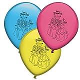 Verbetena, 014200914, pack 8 globos disney princesas adventure