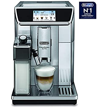 De'Longhi ETAM 36 365 M Prima Donna XS Bean to Cup: Amazon