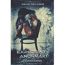 Expediente Anunnaki: Librojuego