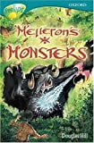 Oxford Reading Tree: Stage 16: TreeTops: Melleron's Monsters: Melleron's Monsters by Douglas Hill (2000-03-16)