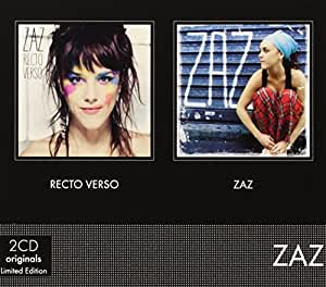 Coffret 2 CD (Recto Verso & Zaz)